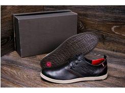 Мужские кожаные туфли Levis Stage 2