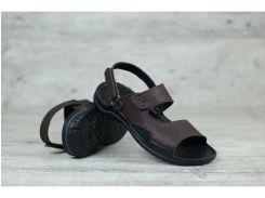 Мужские кожаные сандалии 333 к