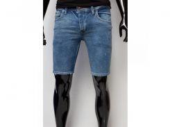 Шорты мужские джинсовые MC Store 0174 синие