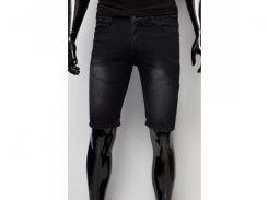 Шорты мужские джинсовые Calvin Klein 155 491 черные