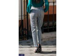 Женские классические брюкиAJ-6225 серый