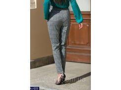 Женские классические брюкиAJ-6223 серый