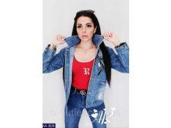 Куртка женская джинсовая  AR-3026