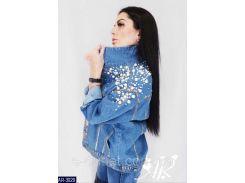 Куртка женская джинсовая AR-3029