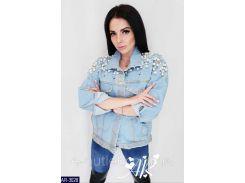 Куртка женская  джинсовая AR-3028