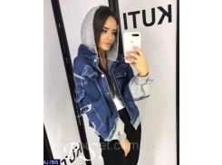 Куртка женская  джинсовая AJ-7865