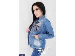Куртка женская джинсовая AR-3025