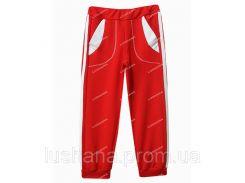 Детские спортивные штаны Лампас на рост 134-140 см