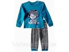 Детский костюм Обезьянка на рост 74-80 см - Интерлок