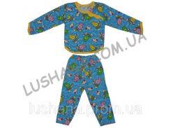 Пижама Рюш на рост 86-92 см - Начёс