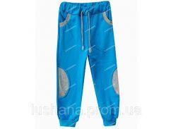 Детские спортивные штаны на рост 122-128 см