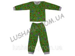 Пижама на манжете на рост 80-86 см - Кулир