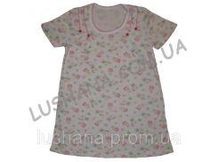 Ночная рубашка Лето на рост 92-98 см - Кулир