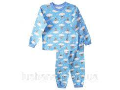 Детская пижама Манжеты на рост 140-146 см
