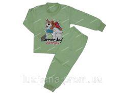 Детская пижама Уголок на рост 98-104 см