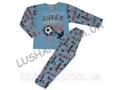 Пижама для мальчика Хулиган на рост 92-98 см