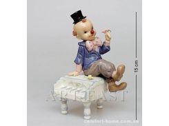 """CMS - 23/28 Фигурка """"Клоун на рояле"""" (Pavone)"""