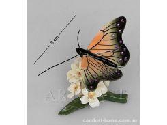 "CMS - 35/ 4 Композиция ""Бабочка на цветах"" (Pavone)"