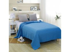 Плед хлопковый двуспальный Prestij Textil 01573