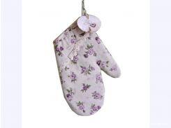 Прихватка-Рукавичка для кухни Lilac Rose