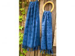 Полотенце Barine - Whale lacivert синий 50*90
