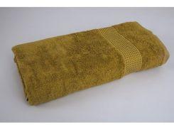 Полотенце Tac - Bamboo Mascon оливковый 70*140