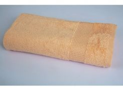 Полотенце Tac - Bamboo Mascon персик 70*140
