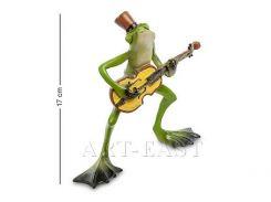 """ED-133 Фигурка """"Лягушонок - """"Аккорд гитары я беру..."""""""