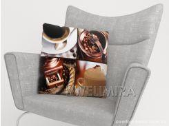 ФотоПодушка Кофе, арт. 10 001152