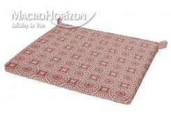 Подушка на стул Испания на молнии 40*40 см Фуджи, арт. MG-133518