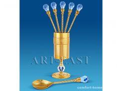 Набор десертных ложечек 6 шт. Union, арт. AT-AR-3274