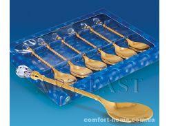 Набор десертных ложечек 6 шт. Union, арт. AT-AR-1163
