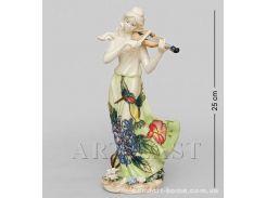 "JP-37/ 7 Статуэтка девушка ""Волшебная скрипка"" (Pavone)"