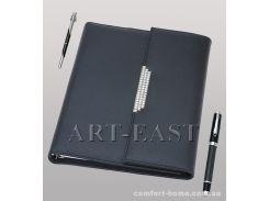 Подарочный набор для мужчины из 3-х предметов WIN-40 серебро