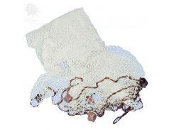 Сетка декоративная белая Sea Club, 250x250 см (5906.V)