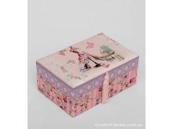 """Коробка-шкатулка для украшений """"WE-28"""