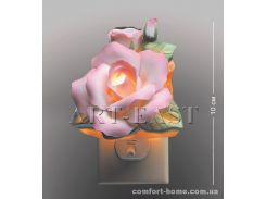 "CMS - 16/ 1 Арома-светильник ""Роза"" (Pavone)"