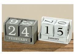 Настольный календарь МДФ 17x11x9 см