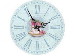 Часы круглые настенные МАЛЬВЫ 34 см