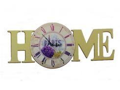Часы настенные PARIS home