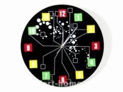 Настенные часы ДомАрт Молекула