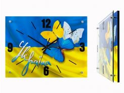 Настенные часы Монтрэ - Три Бабочки