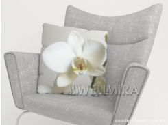 ФотоПодушка Рижская орхидея, арт. 10 001263