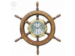Часы Штурвал Sea Club, d-63 см (1210.V)