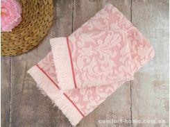 Полотенце Irya - Royal розовое 90*150 см