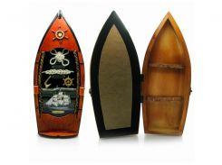"""Ключница """"Лодка"""" (39х12,5х8,5 см) ( 20277)"""