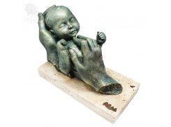 Скульптура Anglada «Сновидения с мамой», h-20х27х14 см
