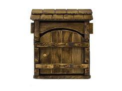 Ключница Старинные ворота арт 14501