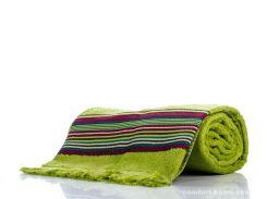Махровое полотенце Marca Marco Class green