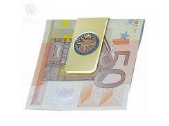 Зажим для денег Sea Club, 5х2,5 см